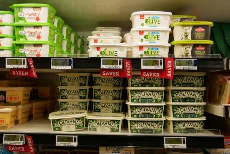 ... et beurre d'olive !